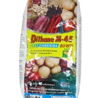 Obat Pertanian Pembunuh Jamur Fungisida DITHANE M-45 80 WP 10 gr