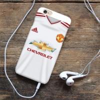 harga Manchester United Kaos Jersey Away Custom Case Xiaomi Note 3 Pro Iphon Tokopedia.com