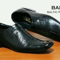 harga Sepatu Pria Formal Bally Baltic Pantofel Low Black Tokopedia.com