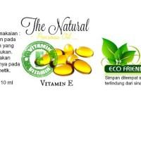Natural Vitamin E Oil Cosmetic Grade