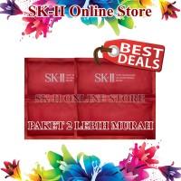 SKII/SK2/SK-II Paket SIGNATURE 3D MASK isi 2pcs ( Masker Antiaging)