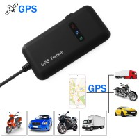 GPS Mini Car Vehicle GPS GSM GPRS Tracker Tracking Device GT02