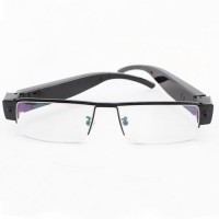 Kamera Pengintai Kacamata Full HD 1080P / Glasses Spy HD 1080P