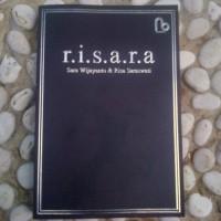 RISARA PENULIS Risa Sarawati dan Sara Wijayanto ORIGINAL