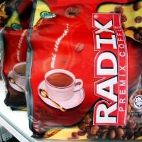 Kopi RADIX Pracampuran 7 herbal HPA Malaysia 32 sachet