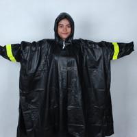 Jas Hujan Mammoth Karet PVC Anti Tembus Air Hujan Batman Ponco kyk asv