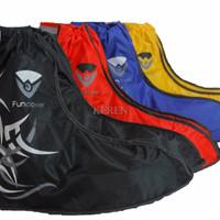 Distributor Jas Hujan Sepatu,Sarung Sepatu,Cover Shoes Anti Air Fun C