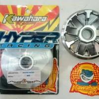 Pulley Rumah Roller Kawahara Racing Mio / Soul / Fino Karbu Karburator