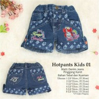 HOTPANTS KIDS 01
