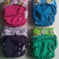 clodi faazaa 2 insert / clodi / cloth diaper