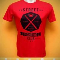 Kaos Murah street fight club