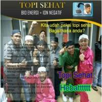 Jual TOPI SEHAT BIO ENERGY + ION