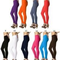 celana legging panjang ukuran standar wanita