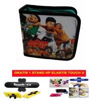 Tempat CD / Box CD Motif Adit Sopo Jarwo - isi 40
