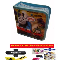 harga Tempat Cd / Box Cd Motif Thomas N Friends - Isi 40 Tokopedia.com