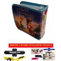 Tempat CD / Box CD Motif Tinkerbell - Isi 40