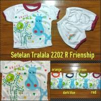 Baju Setelan Anak Tralala 2202 R Friendship