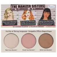 the Balm Manizers Sister - Bronzer Trio 3 Warna