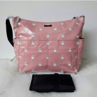 JUAL TAS KATE SPADE SERENA BABY BAG WITH CHANGING PAD AND STROLLER