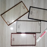 Softcase Shining Chrome Clear Soft Case Casing Infinix Zero 3 X552