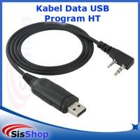 Kabel Data / USB Cable HT Baofeng, Kenwood, Weierwei, Firstcom