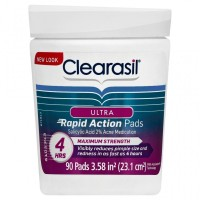 Clearasil Ultra Pore Rapid Action 90 Pads