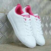 100% Original Adidas Neo Advantages Fadding Pink