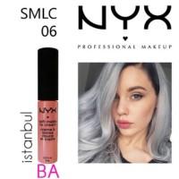 NYX SMLC Soft Matte Lip Cream Istanbul