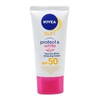 NIVEA Sunblock Sun Whitening Face Cream SPF 50