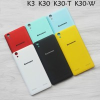Backdoor Lenovo A6000 Back Cover tutup belakang Back Case