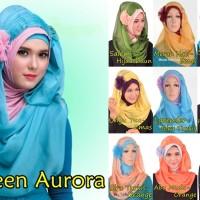 QUEEN AURORA / Hijab Pesta / Jilbab Pesta Instan
