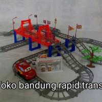 Rapid Transit Cars Mcqueen Lightning