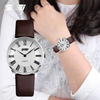 Jam Tangan Wanita Original Skmei Casual Anti Air Mewah