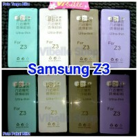 Ultrathin Softcase Samsung Z3 / Z 3 Soft Back Jely Case Samsung Z 3 Z3