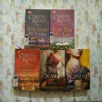 Novel terjemahan seri spinster club christie kelley (1-5)