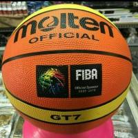Bola basket molten mikasa spalding GT 7 / GG7X