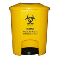 Tempah Sampah Limbah Medis Medical Waste Container OneMed 36 Liter