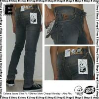 Jual Celana Jeans Cheap Monday abu Jeans skinny Murah