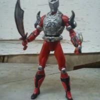 action figure custom tokusatsu kamen rider ryuki sic style