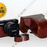 harga Full, Half, Case, Casing, Cover, Tas Canon Eos M10, Eosm10 (Coffee) Tokopedia.com