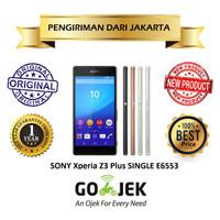 [ PROMO ] SONY XPERIA Z3+ Single Sim ( E6553 ) Jakarta Gojek - Z3 Plus