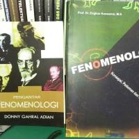 Paket 2 Buku Fenomenologi