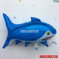 Balon Ikan / Balon Shark / Balon Foil Ikan Paus