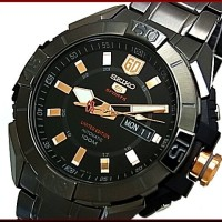 Seiko 5 Sports SRPA31K1 Black Limited Edition | Jam Pria SRPA31