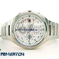 Seiko Quartz SND001P1 The Great Blue Chrono | Jam Pria SND001