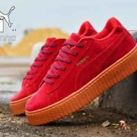 harga Sepatu Wanita Puma Rihanna Casual Sneaker 4 Variant 02 37-40 Tokopedia.com