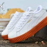harga Sepatu Wanita Puma Rihanna Casual Sneaker 4 Variant 01 37-40 Tokopedia.com