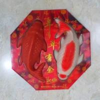 Jual Kue Keranjang Bentuk Ikan Koi Murah