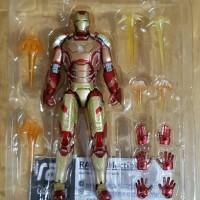 Jual SHF Iron Man MK42 (Recast) Murah