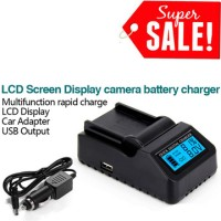 Charger For Battery Sony NP-F570/F770/F970